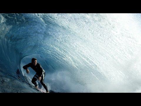 Dawn patrol surfing at the Box