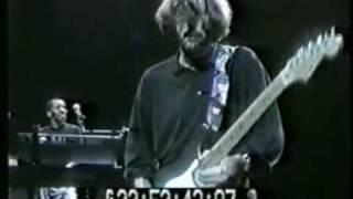 Eric Clapton - 8 - Blues Intro - Crossraods - Live January 1990