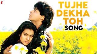 Tujhe Dekha Toh Yeh Jaana Sanam - Song - DDLJ