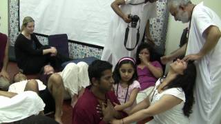 Sannyas Video Zorba Studio, Osho Meditation camp by Sw Anand Arun, 6/28/2009 Day 1 Part B