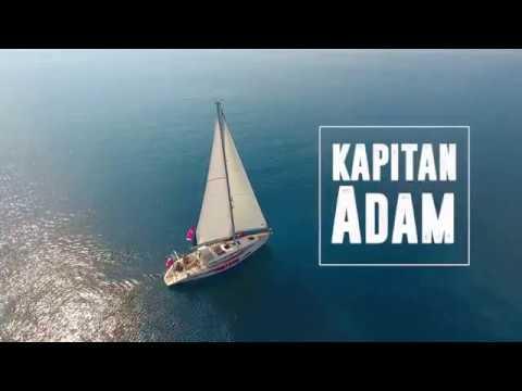 Kapitan Adam Jakubczak - żeglarstwo jak wybrać pierwszy rejs na morzu