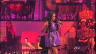 DWTS - Jennifer Hudson 1st performance w/Louis & Karina