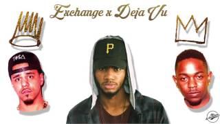 Bryson Tiller & J Cole – Exchange x Deja Vu (Remix ft. Kendrick Lamar)