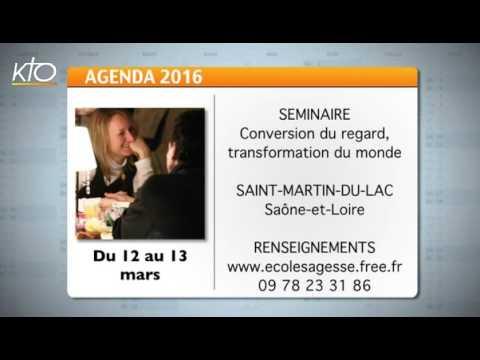 Agenda du 22 février 2016