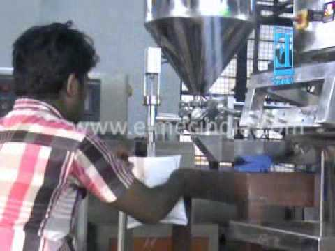 Viscous Paste Filling Machine