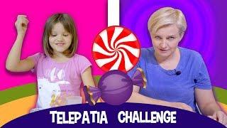 Telepatia z Mamą, Candy CHALLENGE!!, Siostra kontra siostra