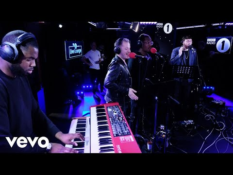 James Arthur - Silent Night in the Live Lounge