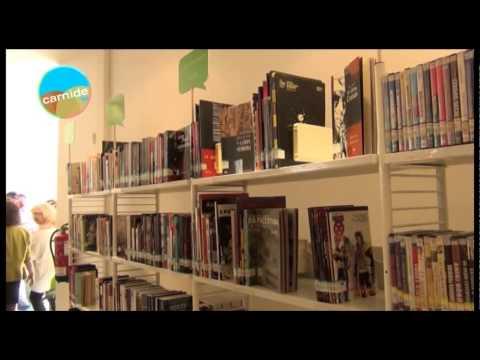 Ep. 222 - Reabertura da Biblioteca Natália Correia - Carnide