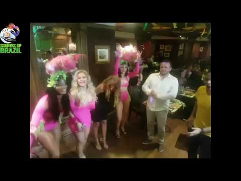 Carnival event Fogueira Restaurant Dubai 2019 II