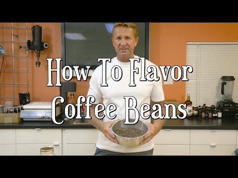 How to Flavor Coffee Beans