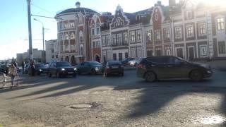 ДТП 20 июня 2017 года в Йошкар-Оле, на улице Эшкинина