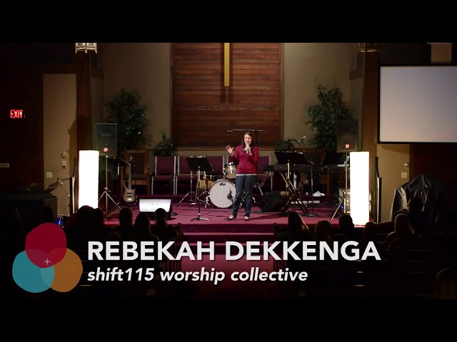 Beauty out of Brokenness: Rebekah's Story