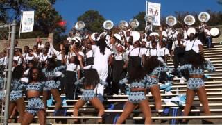2014 Livingston Band Vs. WSSU, Tear it Up, Touchdown