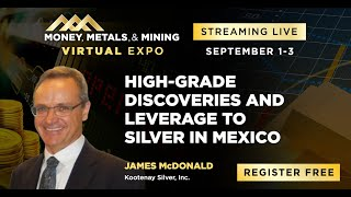 High-Grade Discoveries and Leverage to Silver in Mexico