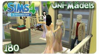 Ausflug zum Wölkchen #180 Die Sims 4: Uni Mädels Elternfreuden - Let's Play