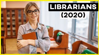 Librarian Salary (2020) – Librarian Jobs