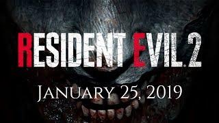 Resident Evil 2: Remake [2 Трейлера с  E3 2018, Playstation 4]