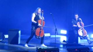 Apocalyptica - Until It Sleeps (live in Crocus City Hall, Moscow, 23.04.2017)