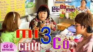Tập 8: Bún Chửi Cô Huyền || Cô Ú ft Năm Chà _ Diệp Thanh Thanh