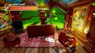 Crash Bandicoot N  Sane Trilogy 11 серия Быстрая расправа с мафиози