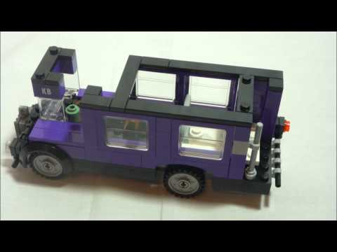 Vidéo LEGO Harry Potter 4866 : Le Magicobus