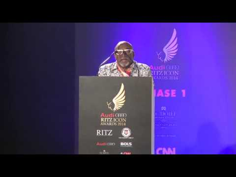 Bose Krishnamachari - AUDI RITZ ICON AWARDS (Chennai Edition) - 2014