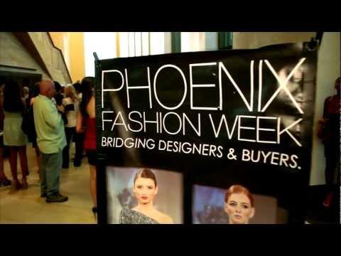 Phoenix Fashion Week: 2012 EMERGING DESIGNER ANNOUNCEMENT EVENT