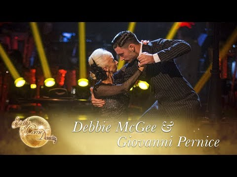 Debbie & Giovanni Argentine Tango to 'Por Una Cabeza' – Strictly Come Dancing 2017