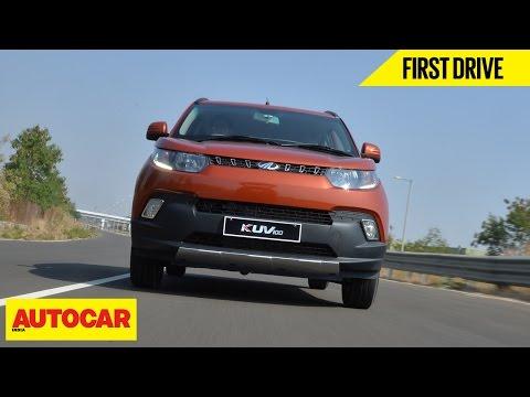 Mahindra KUV100 | First Drive | Autocar India