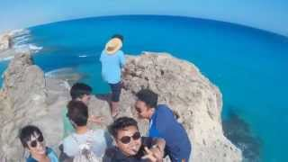 preview picture of video 'Mersa Matrouh, Egypt with sj4000'