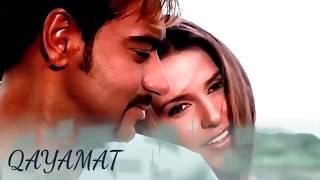 Woh Ladki Bahut Yaad Aati Hai Full Song | Qayamat | Kumar