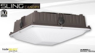 video: tradeSELECT_ Hubbell Outdoor Lighting Sling Canopy and Sling Dusk-to-Dawn Product Overview