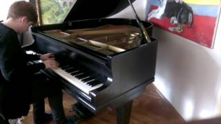 Nearer My God to Thee - piano cover (Titanic)