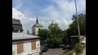 Прогулянки Подолом. М. Київ. Walking by Podol in Kyiv 7.6.2017