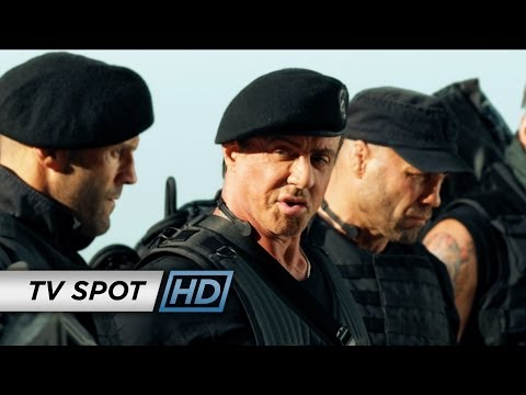 The Expendables 3 (TV Spot 'Heroes')