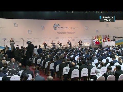 Conferência da OMC termina sem grandes acordos