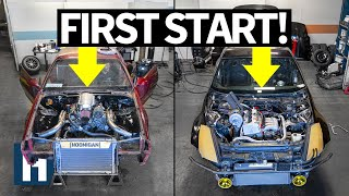 Build & Battle 3: Built Honda K24 and Chevy LS Fire-Up for the First Time! EP.6