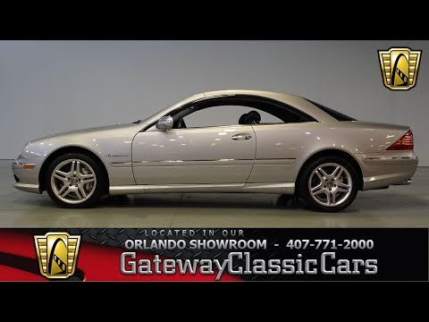 Video of '04 CL55 - L87G