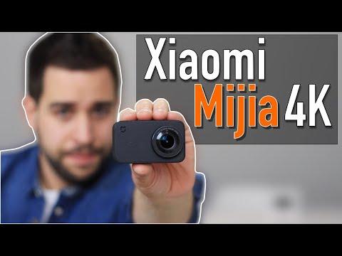 Xiaomi Mijia 4K | ¿Mejor Camara de acción Barata 2018? | Review