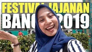 Festival Jajanan Bango 2019 di GBK Senayan