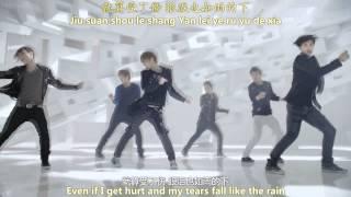 EXO-M - MAMA MV [English subs + Pinyin + Chinese]