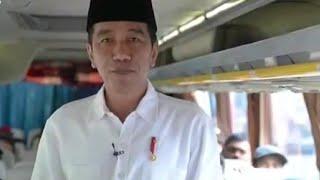 Presiden Jokowi Lepas Sejumlah Pemudik di Bogor