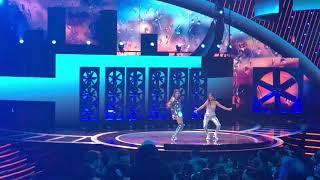 Díganle   - Cnco , Leslie Grace , & Becky G   At Latin Amas