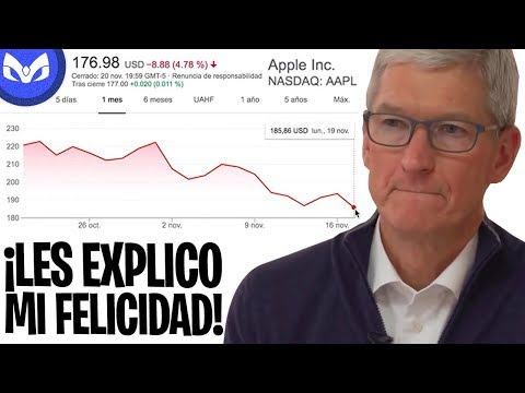 Apple VA MAL EN VENTAS  iPhone Nuevos Y YO CONTENTO - EXPLICADO