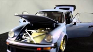 Exoto Porsche 934 RSR Presentation