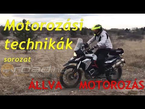gyenge látás és motorkerékpár