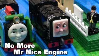 """トーマス プラレール ガチャガチャ ヒロといたずらかしゃたち Tomy Plarail Thomas """"No More Mr Nice Engine"""""""