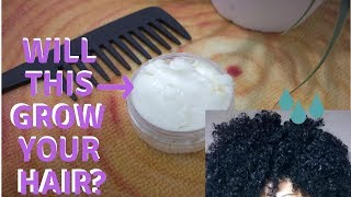 DIY Moisturizing Hair Cream   Natural