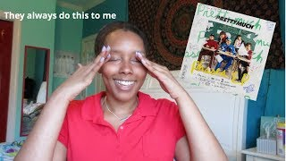 COLLEGE GIRL REACT TO PRETTYMUCH  PHASES EP