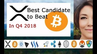 XRP (RIPPLE) best candidate to beat Bitcoin, TRON Justin Sun Holds XRP, Japan Manga